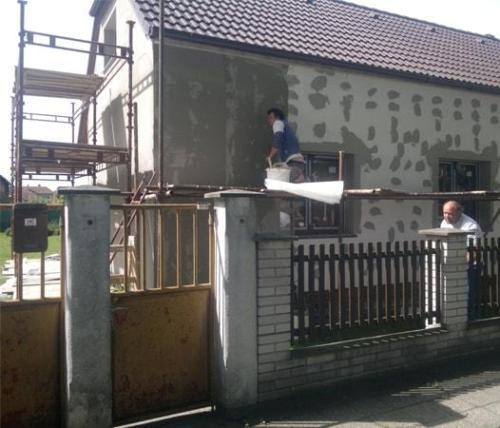 Oprava a rekonstrukce objektu - Bobnice